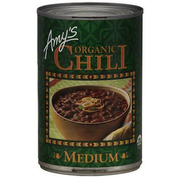 Amy's Kitchen Organic Vegetarian Chili, 14.7 oz (Pack of 12)