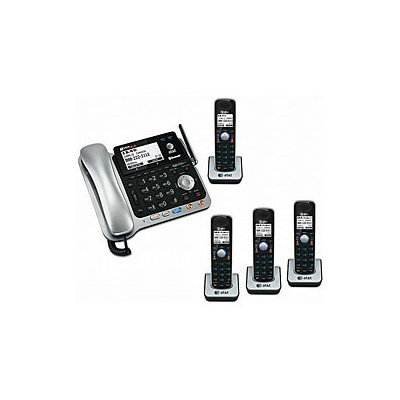 AT & T TL86109 DECT 6.0 2-line Bluetooth Phone Kit