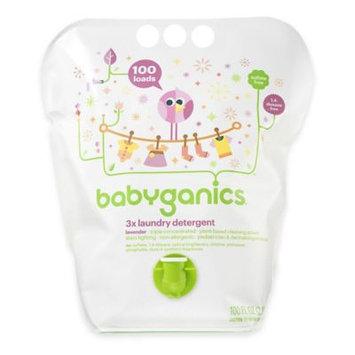 Kas Direct Babyganics Lavender Laundry Detergent - 100 Ounce