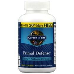 Garden of Life Primal Defense HSO Probiotic Formula - 216 Caplets