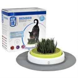 Hagen Catit Design Senses Grass Garden Kit Grass Garden Kit