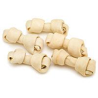 Bone Buddies Peanut Butter Healthy-Hide Knotted Bones