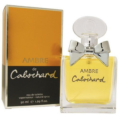 AMBRE DE CABOCHARD by Parfums Gres EDT SPRAY 1.69 OZ for Women