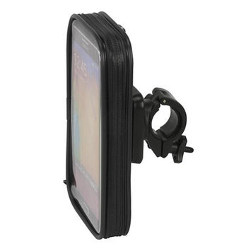 Scosche handleIT Pro XL Weather-Resistant Handlebar Mount for Larger Smartphones
