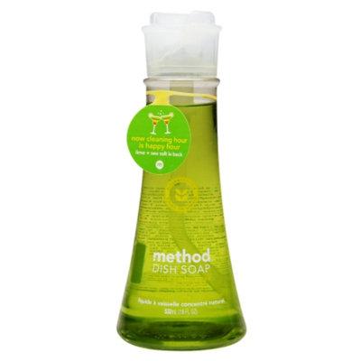 method Dish Soap Pump, Lime & Sea Salt, 18 oz