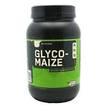 Optimum Nutrition Glycomaize, Unflavored, 4.4 Pound