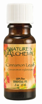 Nature's Alchemy 100% Pure Essential Oil Cinnamon Leaf - 0.5 fl oz