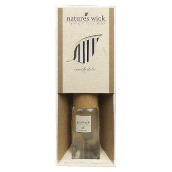 Smith Mountain Industries Nature's Wick Vanilla Dolce Mini Diffuser