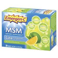 Emergen-C MSM Lite