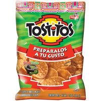 Tostitos Salsa Verde Preparalos A Tu Gusto Flavored Tortilla Chips, 2.125 oz