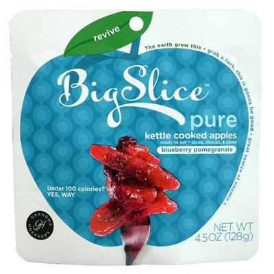 Big Slice Kettle Cooked Apples Blueberry Pomegranate 4.5 oz