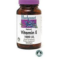 Vitamin E 1000IU Bluebonnet 100 Softgel