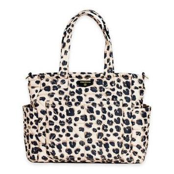 TWELVElittle Carry Love Tote Diaper Bag - Leopard Print