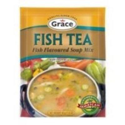 Grace Caribbean Trasition Grace Fish Tea Flavored Soup Mix 1.6 Ounce