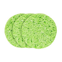 ECOTOOLS MASK REMOVER SPONGES 3PK