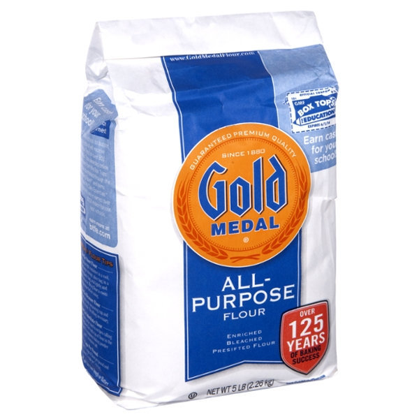 Gold Medal All-Purpose Flour Reviews 2019