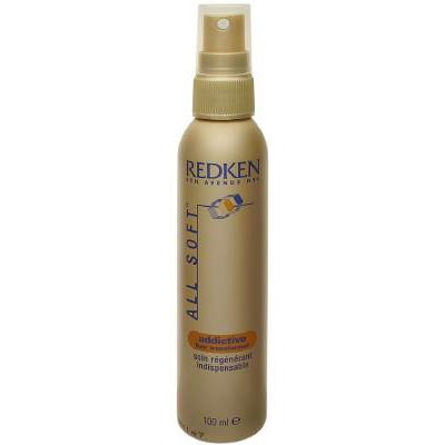 All Soft Addictive Hair Transformer by Redken for Unisex - 3.4 oz Oil