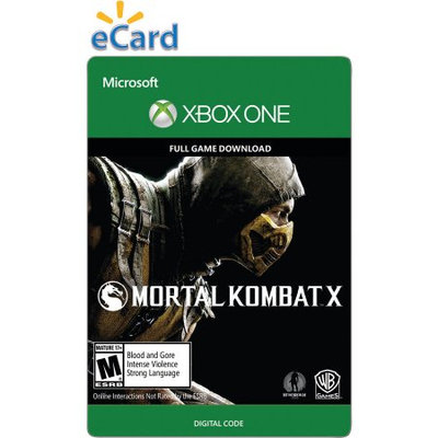 Incomm Xbox One Mortal Kombat X Full Game - $59.99 (email delivery)