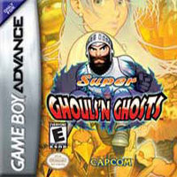 Capcom Super Ghouls'n Ghosts