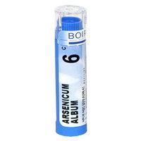 Boiron Homeopathic Medicine Arsenicum Album, 6C Pellets, 80 Count Tube