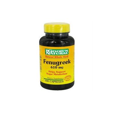 Good 'N Natural - Fenugreek 610 mg. - 100 Capsules