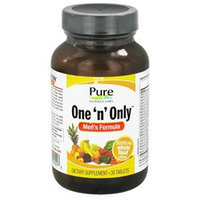 Pure Essence Labs - One 'n' Only Men's Formula - 30 Tablets