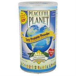 VegLife - Peaceful Planet Soy Protein Powder - 16.2 oz.