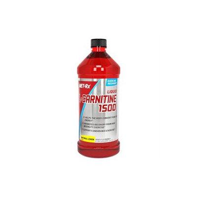 Metrx MET-Rx - L-Carnitine Liquid 1500 Natural Lemon - 16 oz.