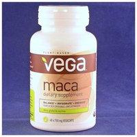 Vega - Maca 750 mg. - 60 Vegetarian Capsules