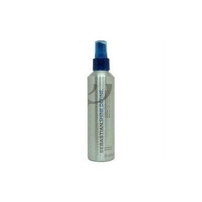 Shine Define Flexible Hold Hair Spray by Sebastian for Unisex - 6.8 oz Hair Spray