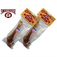 Smokehouse Brand Dog Treat Lamb Bonz 30ct Display