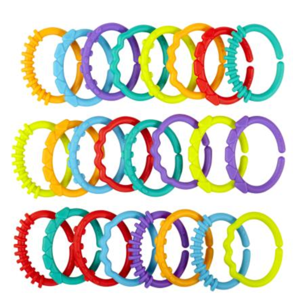 Bright Starts Stroller Toys - Lots of Links