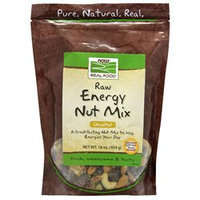 NOW Foods Unsalted Raw Energy Nut Mix