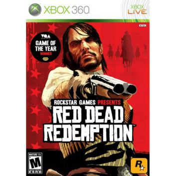 Take Two Interactive Red Dead Redemption (Xbox 360)