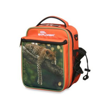 National Geographic Boy's Lunch Tote Leopard - National Geographic Travel Coolers