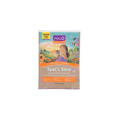 Phillips Feed & Pet Supply Halo Spots Stew Grain Free Dry Cat Food 6lb