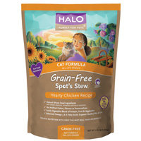 Halo Spot's Stew Grain-Free Hearty Chicken - 3lb