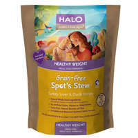 Halo Spot's Stew Healthy Weight Turkey & Duck