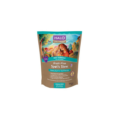 Phillips Feed & Pet Supply Halo Spot's Stew Grain-Free Hearty Surf n' Turf