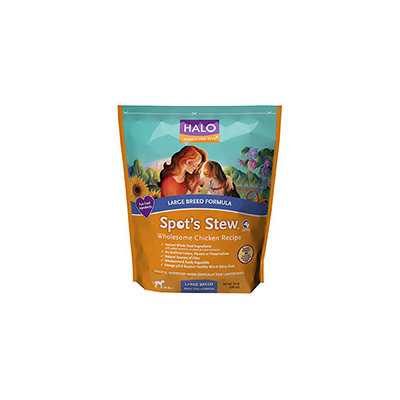 Halo Spot's Stew Large Breed Adult - Wholesome Chicken