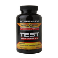 Body Fortress Test Pro-Complex Professional Formula, Capsules
