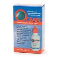 Ocean Premium Saline Nasal Spray-1.5 oz