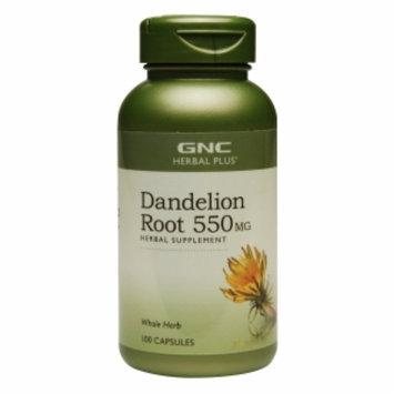 Gnc GNC Herbal Plus Dandelion Root 550 MG