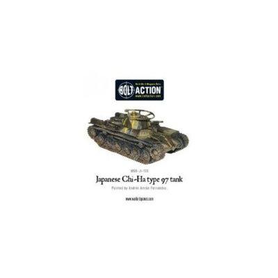Bolt Action: Japanese Type 97 Chi-Ha Tank