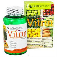 Nutraceutics Vitrin, 60 Caplets