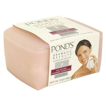 POND's Dramatic Results Cleansing Towelettes