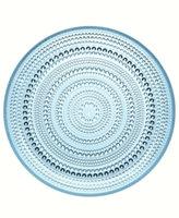 Iittala Dinnerware, Kastehelmi Blue 9.75