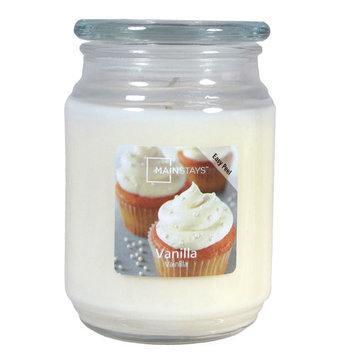 Mainstays 20 oz Candle Vanilla, Ivory