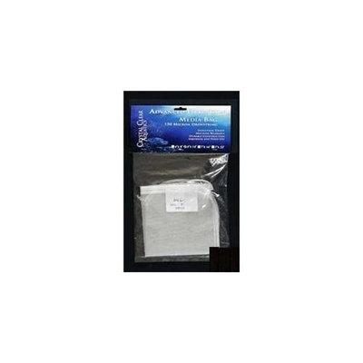 Aquarium Designs Inc Aquarium Designs AAD00286 Media Bag with Draw String 7 inch x 32 inch 150 Micron