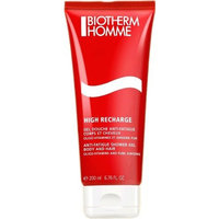 Homme High Recharge Anti-Fatigue Shower Gel Body & Hair - Biotherm - Homme Body Care - 200ml/6.76oz